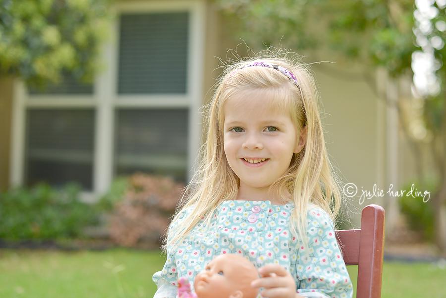 sam 1 - my little helper - children's photography fort worth