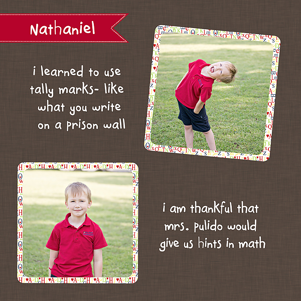 Nathaniel10x10 pg61 1 - a big thank you - children's photography fort worth