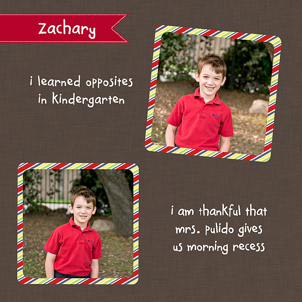 Zachary10x10 pg221 1 - a big thank you - children's photography fort worth