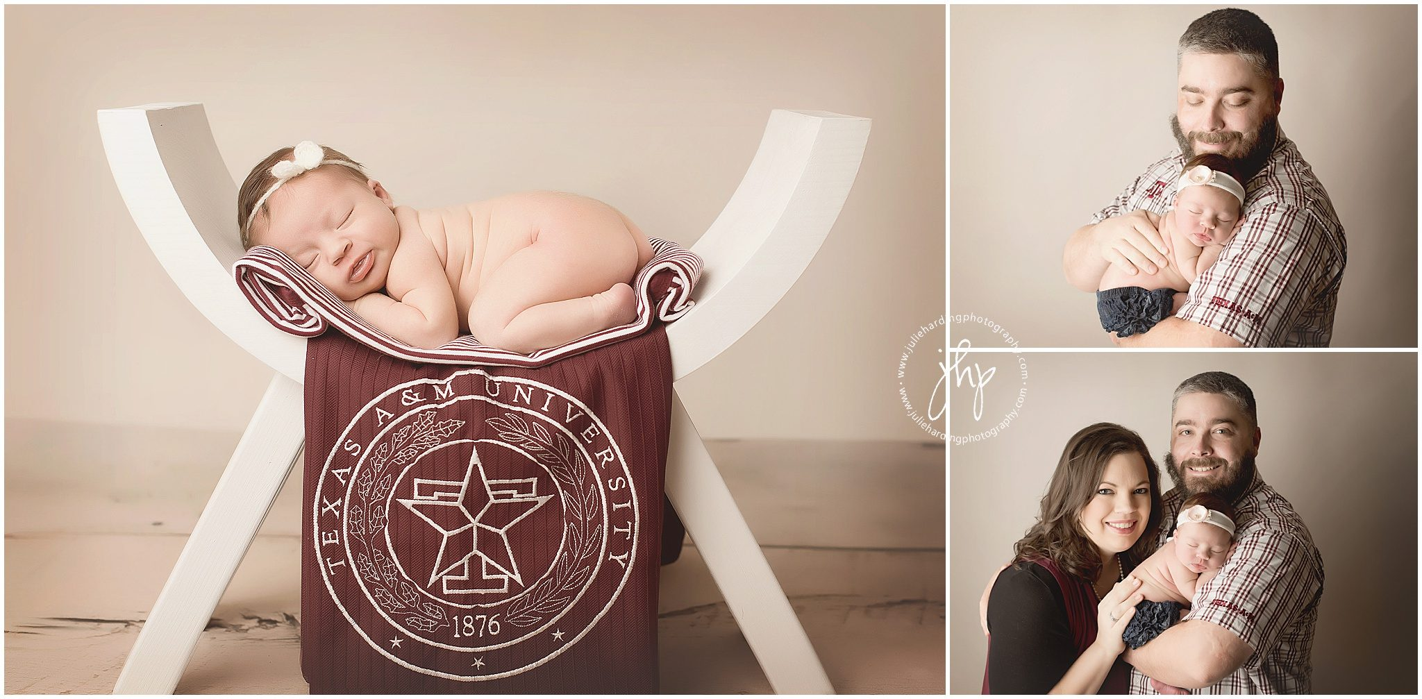 Fort Worth Newborn Photography Session