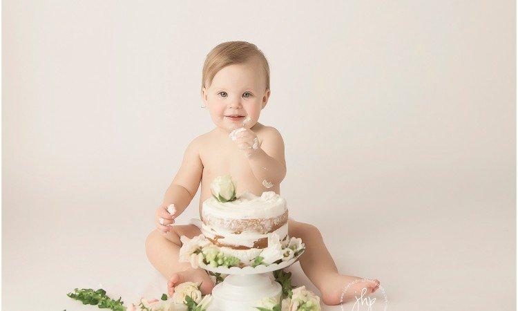 Elin1yr 4989 750x450 - Elin turns one - cake smash milestone photo session | Fort Worth, TX