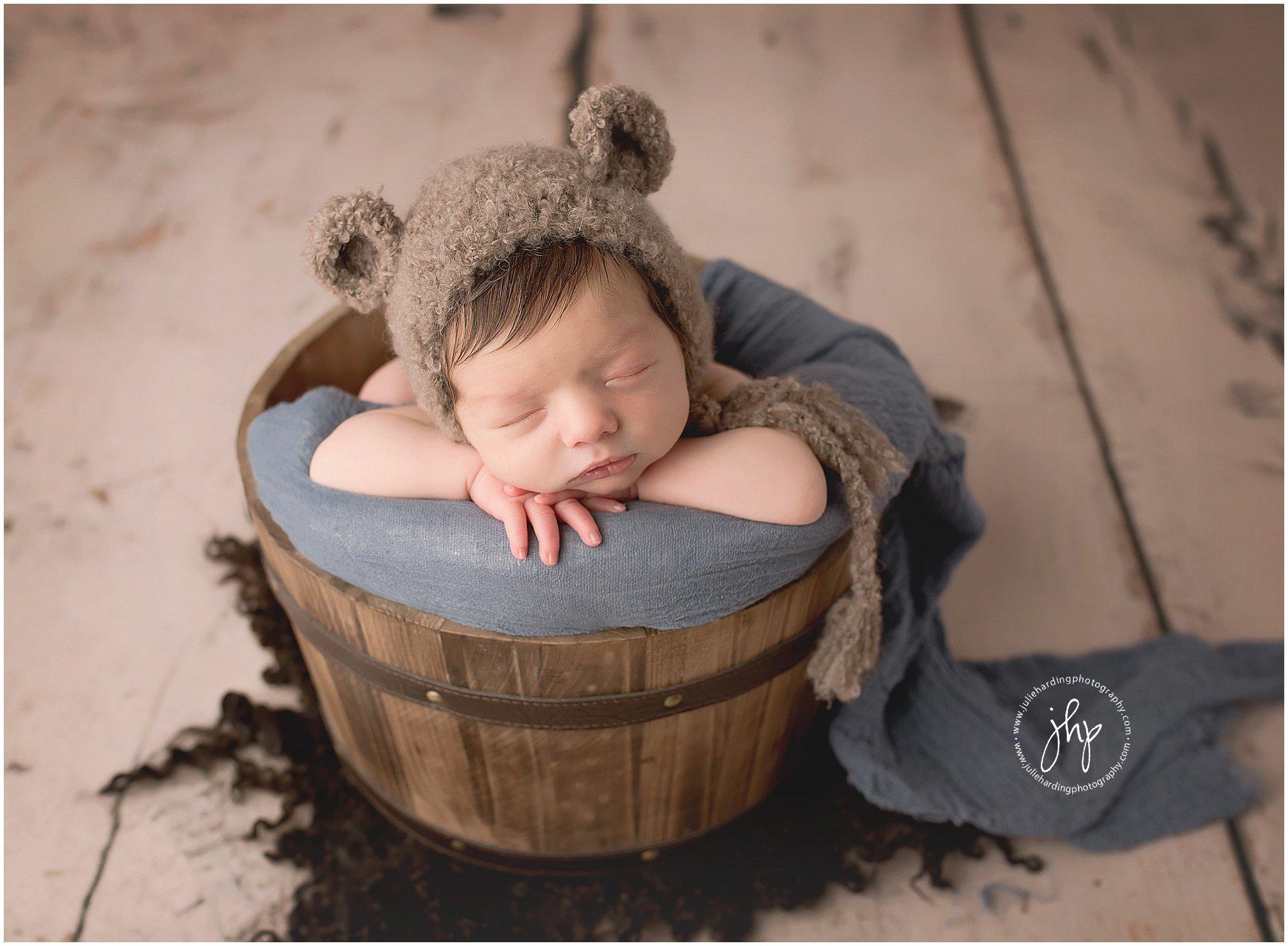 Newborn Photo Session Fort Worth