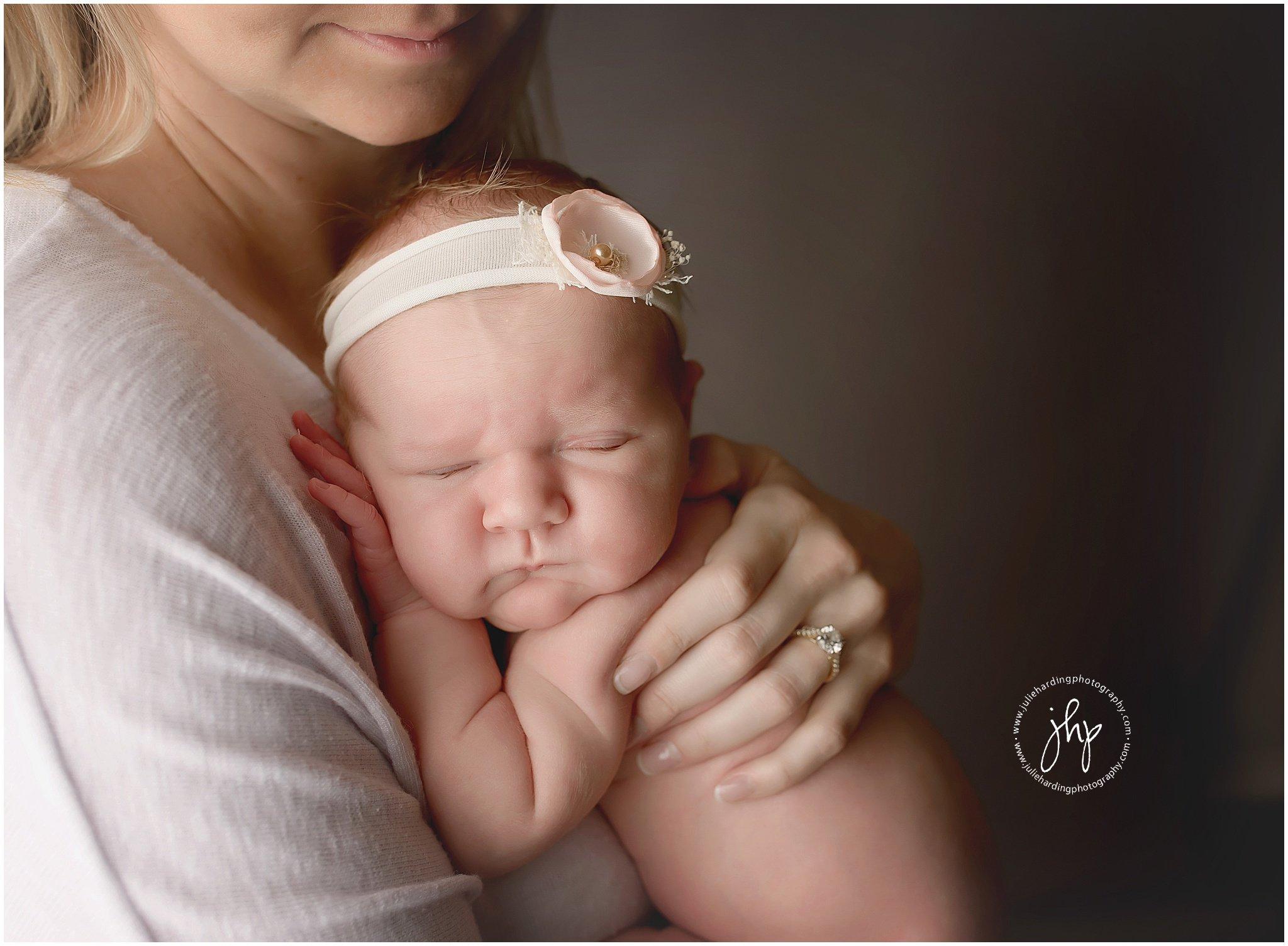 Fort Worth Studio Newborn Session