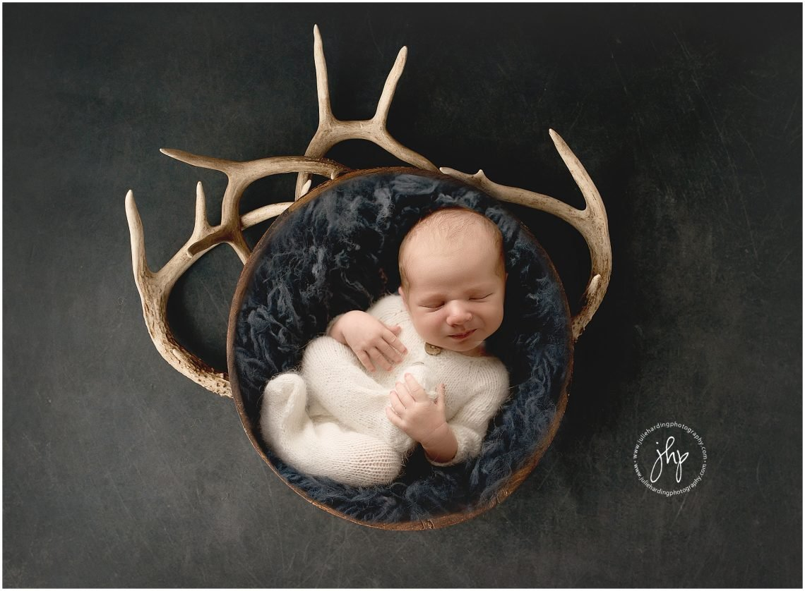Dallas Newborn Photographer - Introducing Andrew