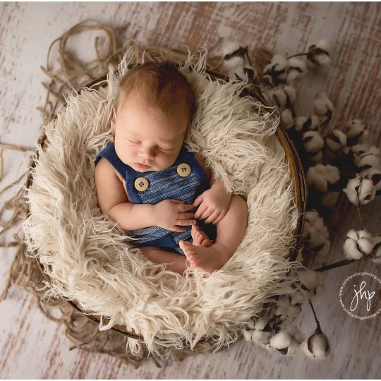 Jude Newborn Session