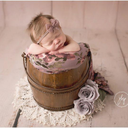 Newborn Photo Session Aledo