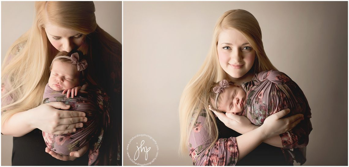 Newborn Photo Session Aledo