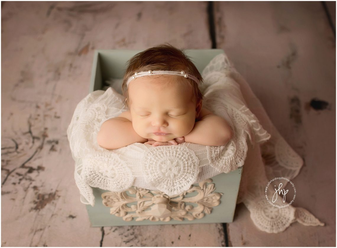 Keller Newborn Photography Session