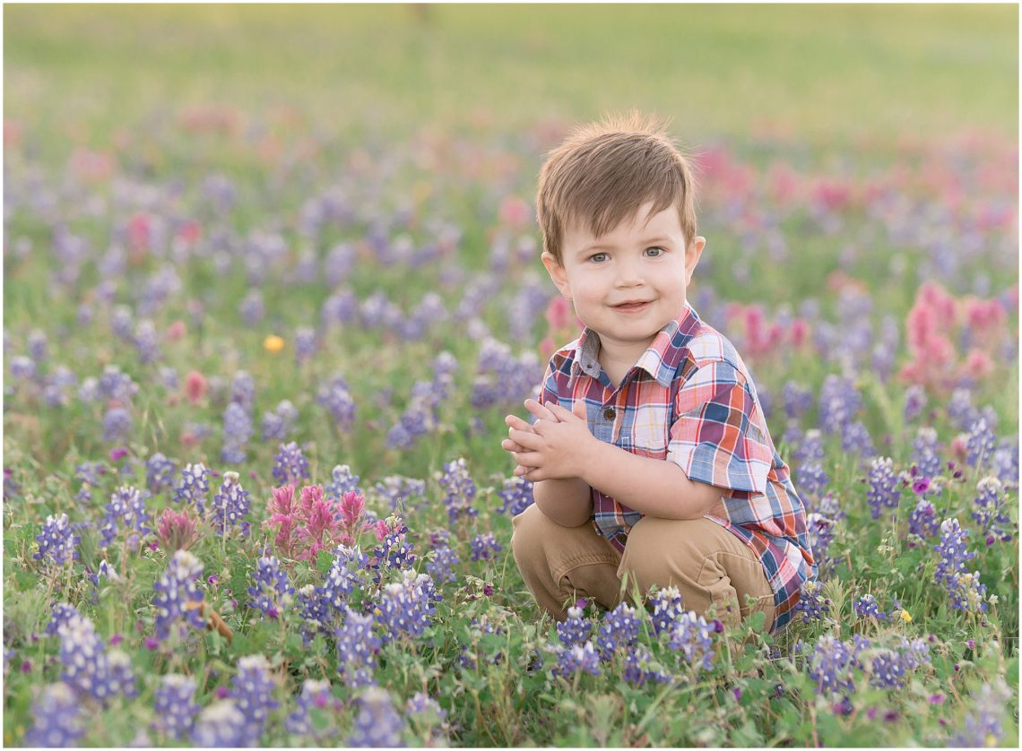 Mommy and me bluebonnet photos