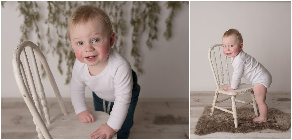 Colters One Year Milestone Session