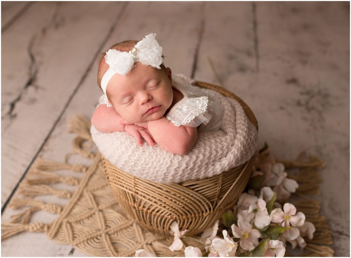 Aledo Texas Newborn Photographer