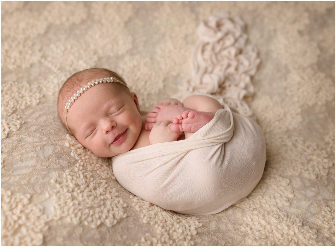Aledo Newborn Session