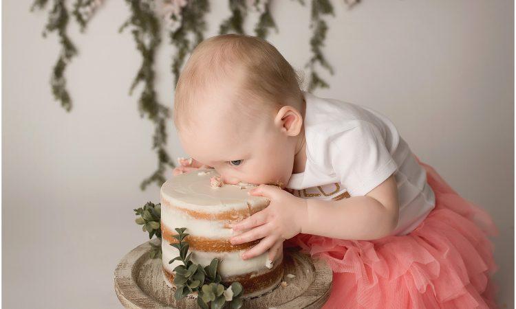 Fort Worth cake smash